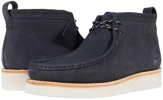 Clarks Wallabee Hike (Black Combi) Men's Shoes