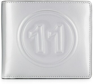 Maison Margiela Metallic Logo Wallet