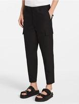 Calvin Klein Poplin Cargo Pants