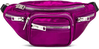 Alexander Wang Attica Soft Mini Fanny Crossbody Bag in Purple | FWRD