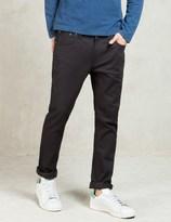 Nudie Jeans Black Tight Long John Jeans