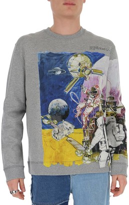 Valentino Graphic Printed Sweatshirt