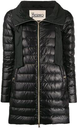 Herno Long Puffer Jacket