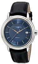 Raymond Weil Men's 2837-STC-50001 Maestro Analog Display Swiss Automatic Black Watch