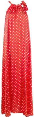 Essentiel Antwerp Polka Dot Dress