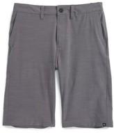 Quiksilver Boy's Slubbed Amphibian Board Shorts