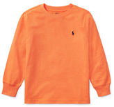 Ralph Lauren Childrenswear Long-Sleeve Cotton Jersey T-Shirt