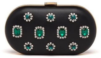 Prada Jewel Applique Clutch