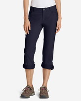 Eddie Bauer Women's Horizon Roll-Up Pants