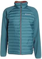 Columbia Flash Forward Hybrid Down Jacket Blue Heron