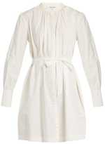 Elizabeth and James Mercer embroidered cotton mini dress