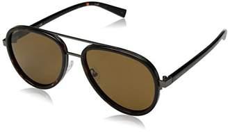 Nautica Men's N4627sp N4627SP-206 Polarized Aviator Sunglasses