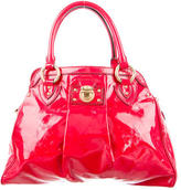 Marc Jacobs Patent Leather Satchel