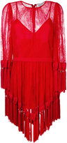 Alice McCall fringed mini dress - women - Nylon/Rayon - 34