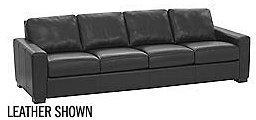 """Design Within Reach Portola 102"""" Sofa in Fabric"""