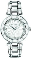 Versus By Versace Versus Versace Women's Logo Stainless Steel/White Watch