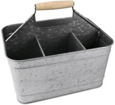 Artland Oasis Galvanized Tin Carry All Caddy