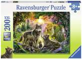 Ravensburger Wolf Family in the Sun Puzzle - 200 Pieces