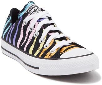 Converse Chuck Taylor All Star Animal Print Oxford Sneaker