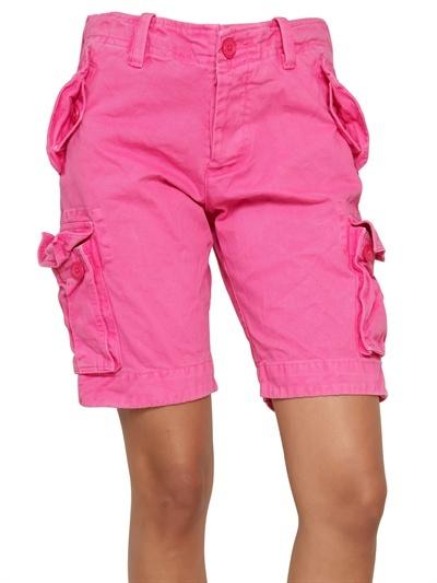 Superdry Cotton Cargo Shorts