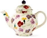 Emma Bridgewater Wallflower Earthenware Four Cup Teapot