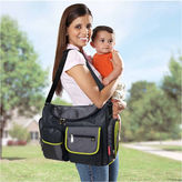 Fisher-Price Sport Duffle Diaper Bag