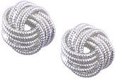 Nine West Knot Stud Earrings