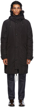 Kanuk Black Olof Coat