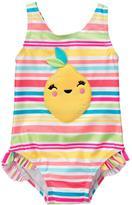 Gymboree Lemon 1-Piece Swimsuit