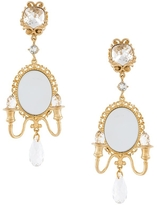 Dolce & Gabbana Lampshade Earrings