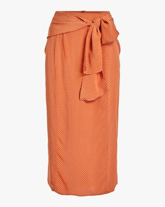 By Ti Mo Summer Bow Skirt