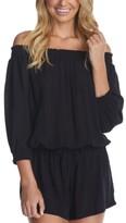 Thumbnail for your product : Raisins Juniors' West Coast Romper Cover-Up Women's Swimsuit