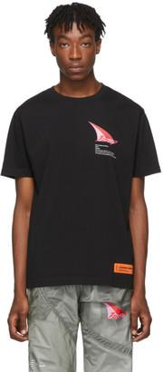 Heron Preston SSENSE Exclusive Black JUMP T-Shirt