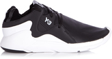 Y-3 QR Run low-top trainers