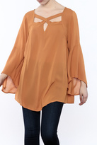 Umgee USA Bell Sleeve Tunic