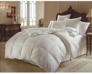 Elegant Comfort Luxury Super Soft Goose Down Alternative - Box - Stitched - and Double - Polyfilled Duvet Insert Premium Quality Hypoallergenic Comforter Medium Warmth for All Seasons King/California Bedding