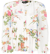 Isabel Marant floral print Ivia blouse - women - Silk - 40