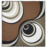 Tom Ford Marble Print Pocket Square