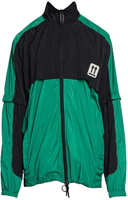 Off-White Off White River Trail Colorblock Track Jacket