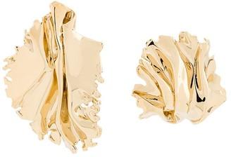 Annelise Michelson Sea Leaves earrings