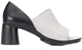 Camper Upright heeled sandals