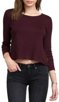 RVCA With Ease Stripe Top
