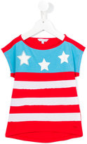 Little Marc Jacobs stars and stripes T-shirt - kids - Cotton/Modal - 12 yrs