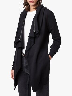 AllSaints Dahlia Sweatshirt, Black