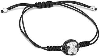Tous Bear 0.18 Ct. Tw. Diamond Bracelet