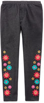 DISNEY BY OKIE DOKIE Disney Apparel by Okie Dokie Black Denim Jeggings - Toddler Girls 2t-5t