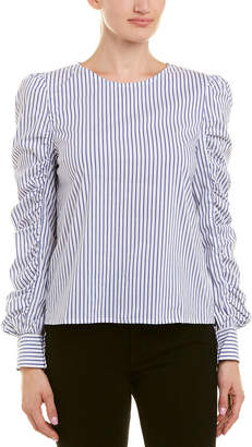 Do & Be Do+Be Pinstripe Top