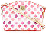 Dooney & Bourke Dots Collection Ruby Cross-Body Bag