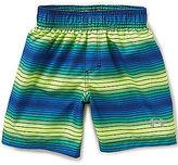 Under Armour Little Boys 2T-7 Pulse Stripe Board Shorts