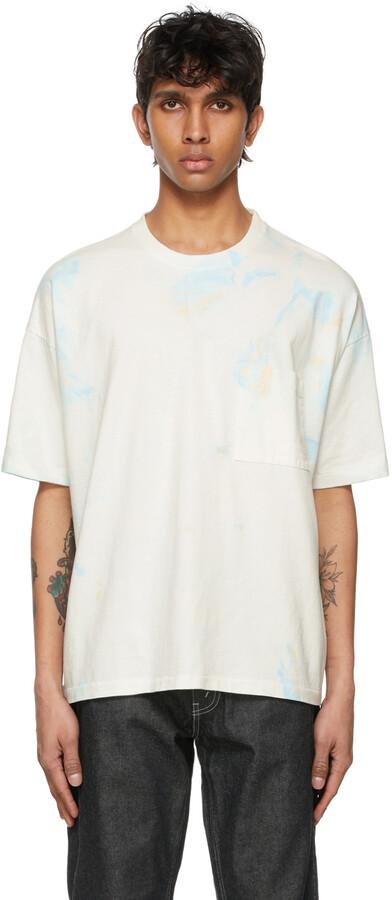 Kuro Multicolor Tie-Dye Big T-Shirt